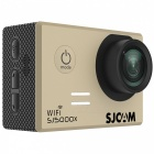 SJCAM SJ5000X Elite Wi-Fi Ultra HD 4K Sports Action Camera - Golden