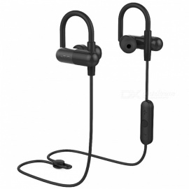 QCY QY11 Aptx HiFi Bluetooth 4.1 Wireless Sports Headphones - Black