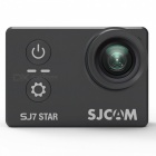 Original SJCAM SJ7 Star WiFi 4K 30FPS Sports Action Camera - Black