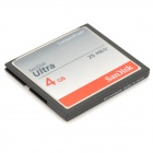 Genuine SanDisk Ultra CF CompactFlash Memory Card - 4GB (200X)