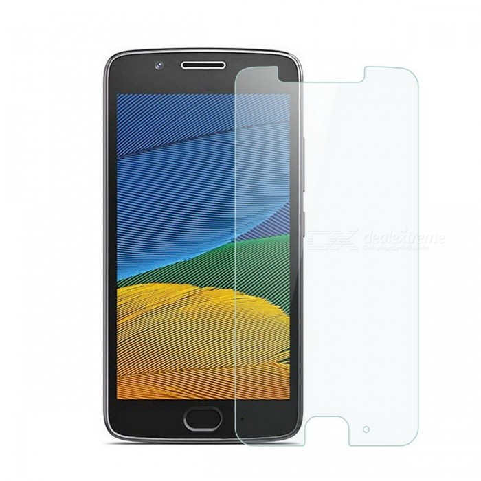Dayspirit Tempered Glass Film for Motorola Moto G5Screen Protectors<br>Form  ColorTransparentScreen TypeGlossyModelN/AMaterialTempered glassQuantity1 DX.PCM.Model.AttributeModel.UnitCompatible ModelsMotorola Moto G5Features2.5D,Tempered glassPacking List1 x Tempered glass screen protector1 x Dust cleaning film 1 x Alcohol prep pad<br>