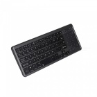 Mini Bluetooth Keyboard Touch Pad för iOS Windows Android Etc