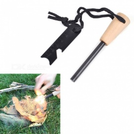 Portable Outdoor Survival Camping Fire Starter Flintstone