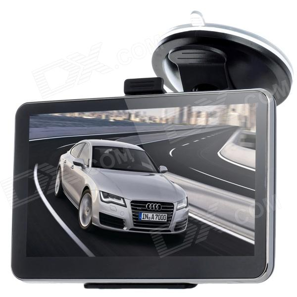 5.0 LCD Windows CE 5.0 Media MT3351 GPS Navigator with TV/Bluetooth and Brazil Maps (4GB)