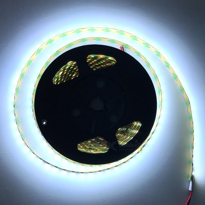 ZHAOYAO Non-Waterproof 60W 450-5630SMD Cold White LED Light Strip5630 SMD Strips<br>Color BINCold WhiteModel5630-450L-WMaterialCircuit boardForm  ColorWhiteQuantity1 piecePowerOthers,60WRated VoltageDC 12 VEmitter Type5630 SMD LEDTotal Emitters450Color Temperature5500-7000KWavelength0Theoretical Lumens6000 lumensActual Lumens20-5000 lumensPower AdapterOthers,WiringPacking List1 x LED strip<br>