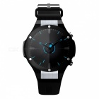 Pascua H2 Bluetooth 3G Smart Watch con cámara GPS WI-Fi - Plata