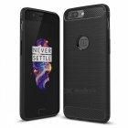 Dayspirit Wire Drawing Carbon Fiber TPU Case for OnePlus 5