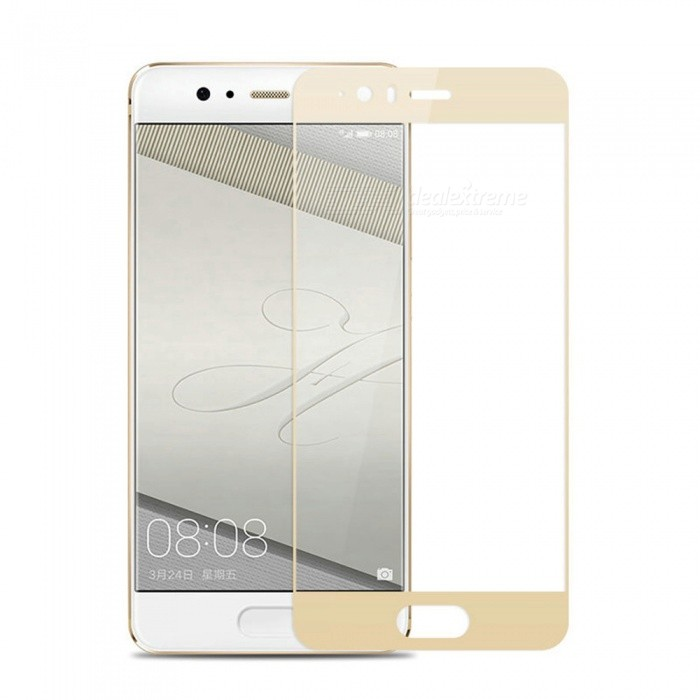 Naxtop Tempered Glass Screen Protector for Huawei P10 - GoldenScreen Protectors<br>Form  ColorGoldenScreen TypeGlossyModelN/AMaterialTempered GlassQuantity1 DX.PCM.Model.AttributeModel.UnitCompatible ModelsHuawei P10Features2.5D,Fingerprint-proof,Scratch-proof,Tempered glassPacking List1 x Tempered glass film1 x Wet wipe1 x Dry wipe1 x Dust absorber<br>