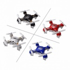 FQ777-124 Mini RC Quadcopter Drone with Headless Mode - White