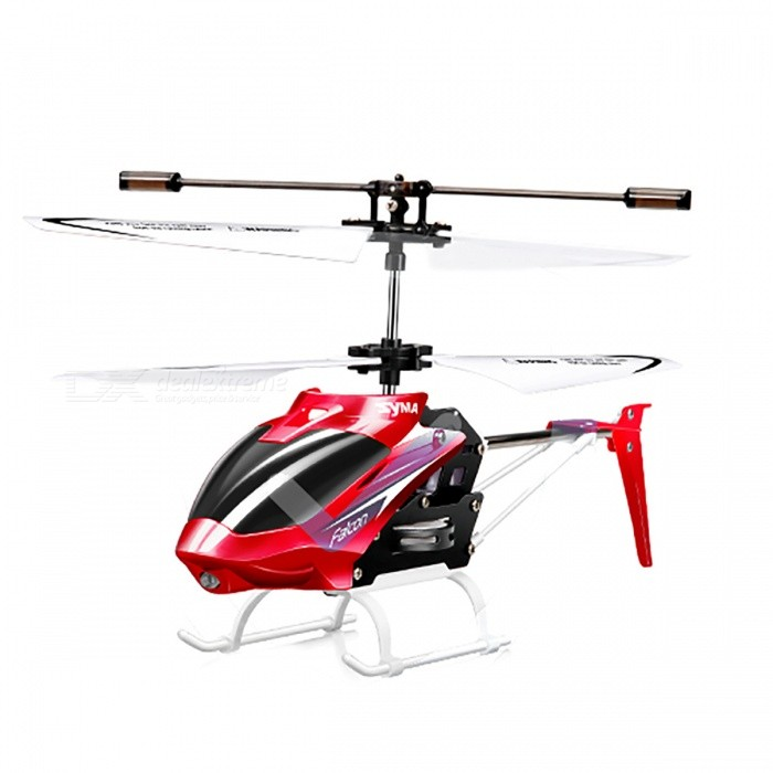 Syma W25 2-CH Mini RC Helicopter w/ Gyro / Crash Resistant - RedR/C Helicopters<br>Form  ColorRedModelW25MaterialPlastic + MetalQuantity1 setShade Of ColorRedGyroscopeYesChannels Quanlity2 channelFunctionUp,Down,Left,RightRemote control frequency2.4GHzRemote TypeRadio ControlRemote Control Range10 mIndoor/OutdoorOutdoorSuitable Age 5-7 years,8-11 years,12-15 yearsCameraNoLamp YesBattery Capacity100 mAhBattery TypeLi-ion batteryCharging Time40-60 minutes minutesWorking Timeabout 5 Minutes minutesModelMode 2 (Left Throttle Hand)Remote Control TypeWirelessRemote Controller Battery TypeOthers,N/ARemote Controller Battery Number6 (Not included)Packing List1 x RC Helicopter1 x Remote Control1 x USB Charging Cable1 x Tail Blade1 x Screwdriver1 x User Manual<br>