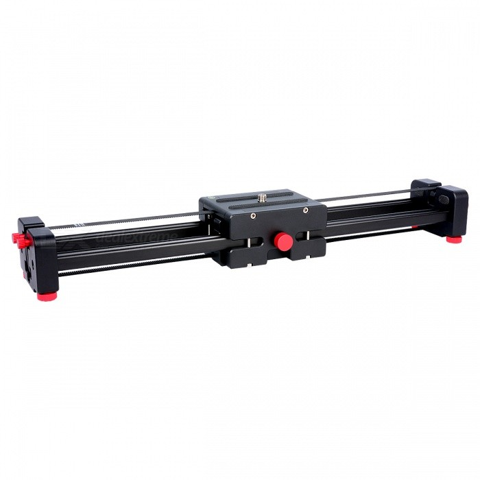 YELANGU C7 Professional Aluminum Alloy DSLR Camera Double SliderTripods and Holders<br>Form  ColorDark red + BlackMaterialAluminum alloyQuantity1 pieceShade Of ColorRedTypeOthers,Compact SliderRetractableNoPacking List1 x Double Slider1 x Portable bag1 x L type wrench<br>