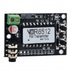 VMR6512 Hi-Fi FM Transmitter DIY Evaluation Module (EVM) Board (Random Color)