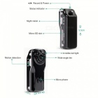 ENKLOV 1080P Mini Portable Video Recorder Kamera