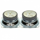 DIY 2-Inch 3W Full Range Speaker Loudspeaker Accessories - 2PCS