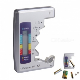 Digital Battery Tester Checker Battery Capacity Tester
