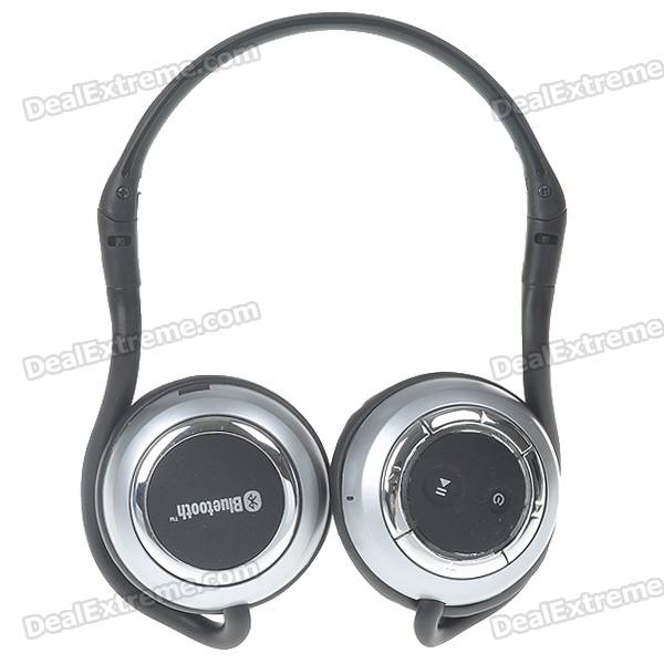 Stylish SX-905 Sporty Bluetooth Stereo Handsfree Headset (9.5-Hour Talk/165-Hour Standby)