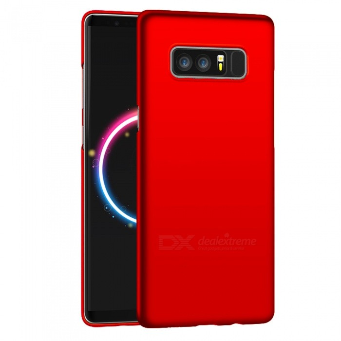 low priced c18bb 334cc Naxtop Protective PC Hard Back Case for Samsung Galaxy Note 8 - Red