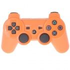 Designer's DualShock 3 Bluetooth Wireless SIXAXIS Controller for PS3 - Orange