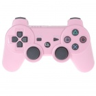 Designer's DualShock 3 Bluetooth Wireless SIXAXIS Controller for PS3 - Pink