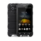 Ulefone Armor IP68 Waterproof 4G Phone with 3GB RAM, 32GB ROM - Black