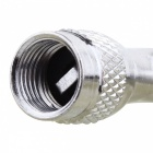 MZ 135 Degree Stainless Steel Tire Valve Cap for MOTO - Silver