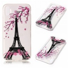 Buy Protective TPU Back Case IPHONE X - Eiffel Tower Pattern