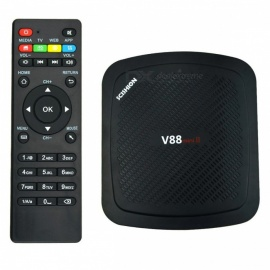 V88 Mini II Smart TV Box Quad-Core 2GB RAM 8GB ROM WiFi Set-top Box
