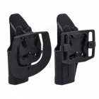 Buy Quick Tactical Holster Right Hand Paddle, Belt Glock 17/2