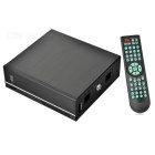 "1080P Full HD 3.5"" SATA HDD Media Player with HDMI/SDHC/2-USB Host/YPbPr/Optical/RJ45/CVBS/Coaxial"