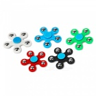 MAIKOU 5Pcs Steel Ball Fidget Spinner Stress Reliever Toy - Mix Color