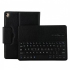 """Removable Wireless Keyboard PU Case for IPAD Air, Air2, Pro9.7"""" -Black"""