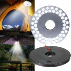 48-LED 3-Mode Portable Laterne, UFO Regenschirm Licht Lampe
