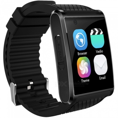 Eastor X11 3G Android 5.1 MTK6580 Bluetooth Smart Watch - Black