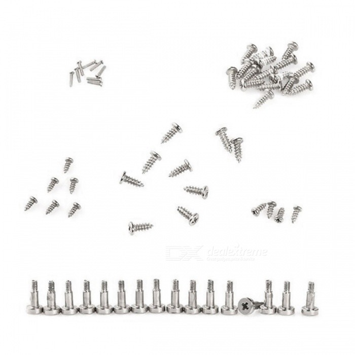 Hubsan H501S X4 RC Quadcopter Spare Parts  H501S-04 Screw SetOther Accessories for R/C Toys<br>Form  ColorSilverModelH501S-04MaterialMetalQuantity1 setCompatible ModelH501SPacking List1 x Screw Set<br>