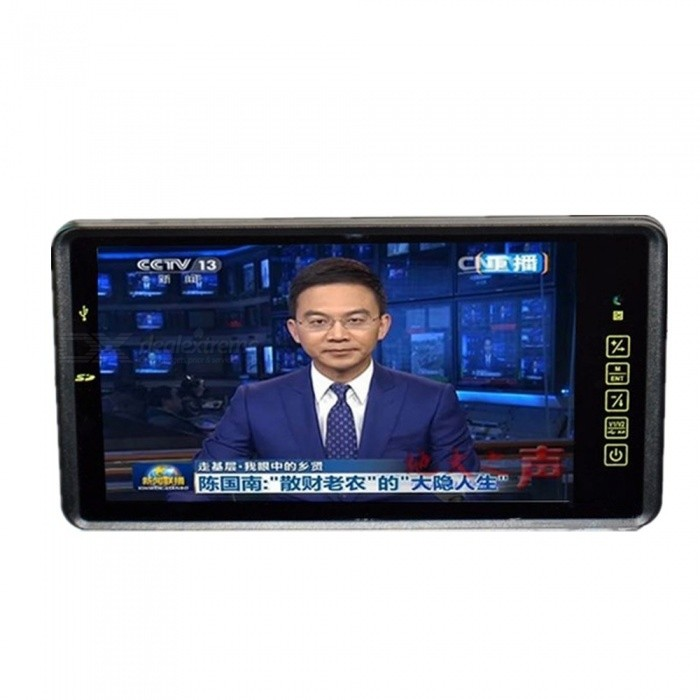 9 Digital Car Rearview Mirror Display with MP5 Player - BlackRearview Mirrors and Cameras<br>Form  ColorBlackTypeRearview MirrorsModelNX-9C500HQuantity1 DX.PCM.Model.AttributeModel.UnitMaterialABSCompatible MakeOthers,GeneralCompatible Car ModelGeneralStyleInternalScreen Size9 inchScreen Resolution800 x 480Signal SystemPAL,NTSCPower SupplyDC 12-24VPacking List1 x 9 inch rearview mirror1 x Video line1 x Remote control<br>