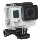 30m Waterproof Housing Case Shell for Gopro - Transparent