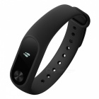 "Xiaomi 0.42"" Mi Band 2 Smart Wristband with Silver Steel Mesh Strap"