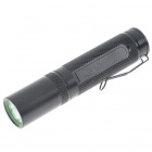 Aurora SH-00271 CREE Q5 WC 3-Mode 200-Lumen White LED Flashlight with Clip (1*AA/1*14500)