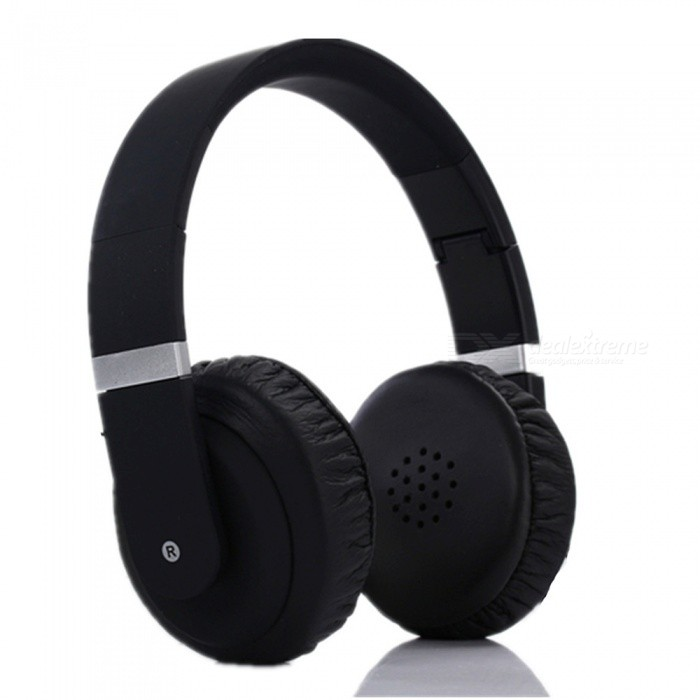 BT1602 Bluetooth Headset Wireless HIFI Bass Stereo Headphones - SilverHeadphones<br>Form  ColorBlack + SilverBrandOthersModelBT1602MaterialABSQuantity1 DX.PCM.Model.AttributeModel.UnitConnectionBluetoothBluetooth VersionBluetooth V4.2Operating Range10MConnects Two Phones SimultaneouslyNoCable Length0 DX.PCM.Model.AttributeModel.UnitLeft &amp; Right Cables TypeEqual LengthHeadphone StyleUnilateralWaterproof LevelIPX0 (Not Protected)Applicable ProductsUniversalHeadphone FeaturesLong Time Standby,Noise-Canceling,Volume ControlRadio TunerNoSupport Memory CardNoMax. Memory Supported0Support Apt-XNoBattery TypeLi-polymer batteryBuilt-in Battery Capacity 240 DX.PCM.Model.AttributeModel.UnitStandby Time120 DX.PCM.Model.AttributeModel.UnitTalk Time8-9 DX.PCM.Model.AttributeModel.UnitPower AdapterUSBPower Supply5VOther FeaturesBT1602 is pure English voice broadcast Bluetooth headset, Bluetooth 4.2 version, stable performance, power saving program upgrade, this headset can be used continuously 8-9 hours, rechargeable lithium battery, headset foldable, ultra-comfortable protein holster design , Wearing a very comfortable, this section of the headset bass effect is very good!<br>This Bluetooth headset product is a wireless music, call function, high quality as one of the high-quality stereo Bluetooth headset. Stylish, beautifully designed, easy to carry, suitable for home, outdoor travel, gym and other places, anytime, anywhere to enjoy the music to bring the relaxed feeling. Get rid of the wired bondage, combined with perfect sound quality so that the movement is more free and happy.<br>Features:<br>[Bluetooth 4.2 program] ultra-power program, support for mobile phones, tablet PCs, TV and other Bluetooth equipment paired music.<br>Hands-free calls support hands-free call function, built-in high-sensitivity microphone, very fun to enjoy the call.<br>Caller ID incoming smart voice newspaper number, the use of more convenient.<br>[Electricity display] real-time display phone headset power, so you know the power of the headset.<br>[Intelligent shutdown] in the state without Bluetooth connected eight minutes after the automatic shutdown, no need to worry about standby and waste of electricity.Packing List1 x Bluetooth headset1 x USB cable1 x Audio cable1 x Manual<br>