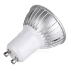 GU10 3W 270lm 6500K Cold White Light 3-LED Cup Bulb (85~265V)