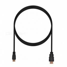 Dayspirit 1080P HD Mini HDMI to HDMI Cable - Black (1.5m)