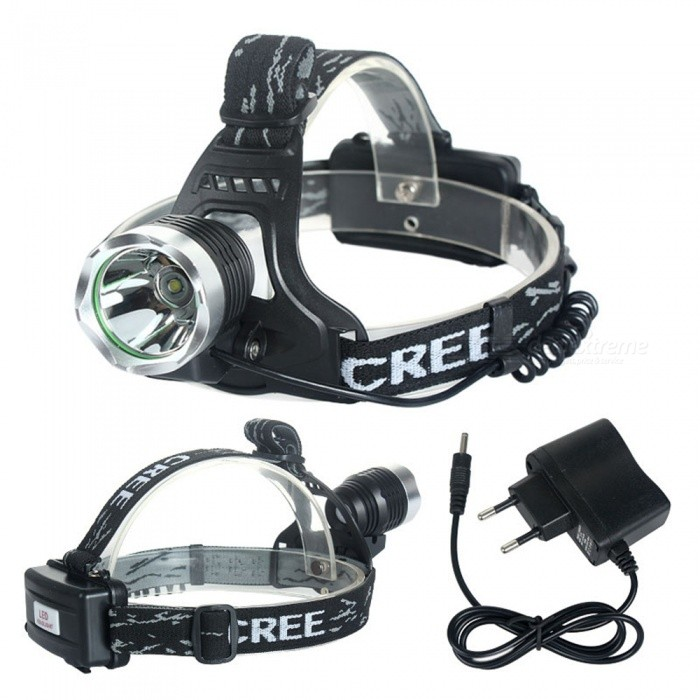 ZHAOYAO K11 XM-L T6 Waterproof 3-Mode White Light Headlamp - SilverHeadlamps<br>Form  ColorBlack + Silver + Multi-ColoredModelK11Quantity1 DX.PCM.Model.AttributeModel.UnitMaterialAluminum alloyEmitter BrandCreeLED TypeXM-LEmitter BINT6Color BINWhiteNumber of Emitters1Working Voltage   3.7-7.4 DX.PCM.Model.AttributeModel.UnitPower Supply1 / 2 x 18650Current1.5 DX.PCM.Model.AttributeModel.UnitTheoretical Lumens2000 DX.PCM.Model.AttributeModel.UnitActual Lumens550-1500 DX.PCM.Model.AttributeModel.UnitRuntimeDepends on the battery quantities. hour hour DX.PCM.Model.AttributeModel.UnitNumber of Modes3Mode ArrangementHi,Low,Slow StrobeMode MemoryNoSwitch TypeClicky SwitchSwitch LocationHeadLensGlassReflectorAluminum SmoothBand Length20 DX.PCM.Model.AttributeModel.UnitCompatible Circumference40-80Beam Range50-250 DX.PCM.Model.AttributeModel.UnitPacking List1 x Headlight1 x EU charger1 x Car charger2 x 18650 batteries<br>