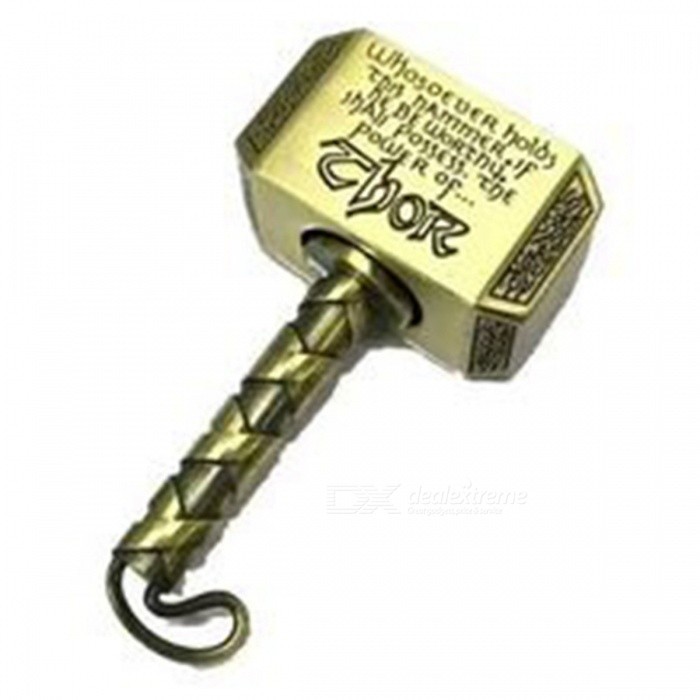 SPO Thor Hammer Style Stress Release Fid Spinner Toy for Adult