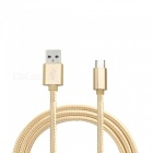 2m Type-C Data Charging Cable Samsung Galaxy Note 8, S8, S8 Plus