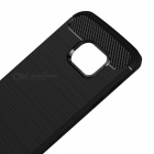 Dayspirit Carbon Fiber TPU Fall für Samsung Galaxy S6 Edge