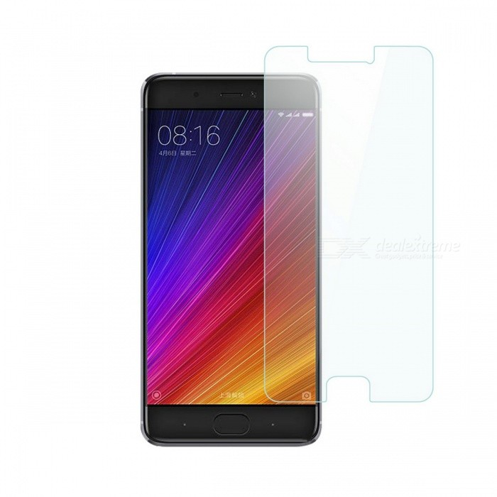 Dayspirit Tempered Glass Screen Protector for Xiaomi Mi 5sScreen Protectors<br>Form  ColorTransparentScreen TypeGlossyModelN/AMaterialTempered glassQuantity1 DX.PCM.Model.AttributeModel.UnitCompatible ModelsXiaomi Mi 5sFeaturesTempered glassPacking List1 x Tempered glass screen protector1 x Dust cleaning film 1 x Alcohol prep pad<br>