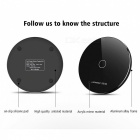 Buy Ugreen 10W Qi Fast Wireless Charger Charging Cable - Black