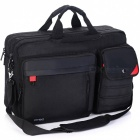 DTBG K9016W Nylon Versatile Spacious Business Travel Laptop Handbag