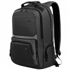 DTBG D8206W Nylon Waterproof 17.3 Inch Laptop Storage Backpack - Black