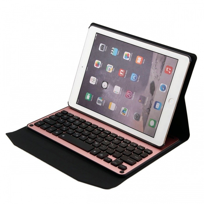 slim detachable keyboard with case stand for ipad pro10 5. Black Bedroom Furniture Sets. Home Design Ideas